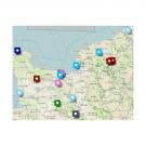 Cartographie des projets 2018