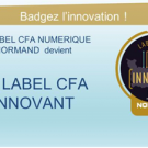 Label CFA innovant